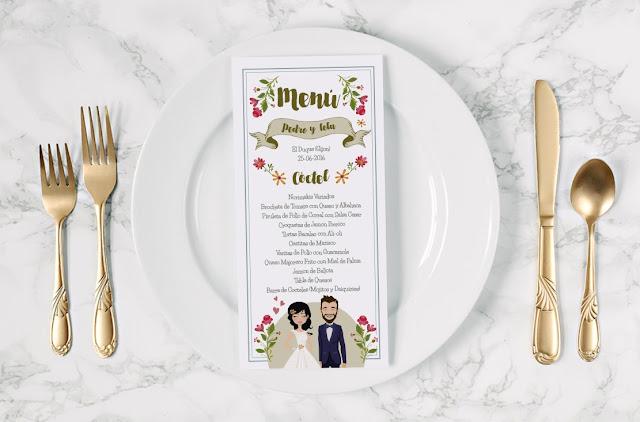 menu boda la suite 64 - blog mi boda