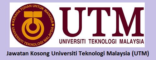 jawatan kosong utm 2016, jawatan kosong universiti teknologi malaysia (utm) terkini, cara memohon kerja kosong utm 2016