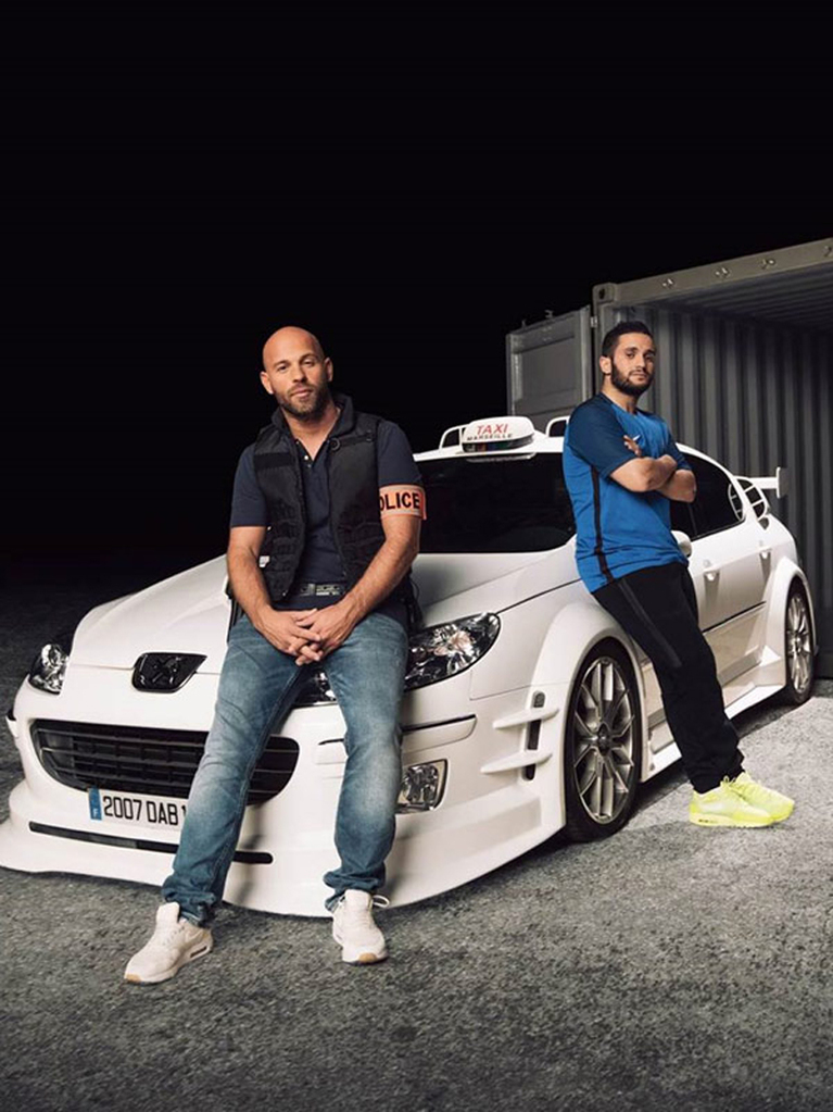 cinephagemaniac premier teaser de taxi 5 de franck gastambide avec malik benthala. Black Bedroom Furniture Sets. Home Design Ideas