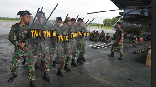 Sumber Foto : Sumber Kepala Penerangan Lanud Supadio