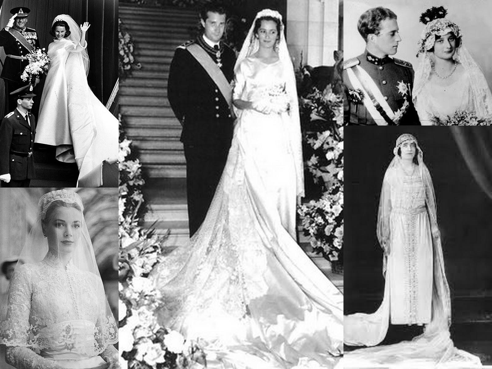 Queens of England: 5 royal brides who didn\'t wear tiaras