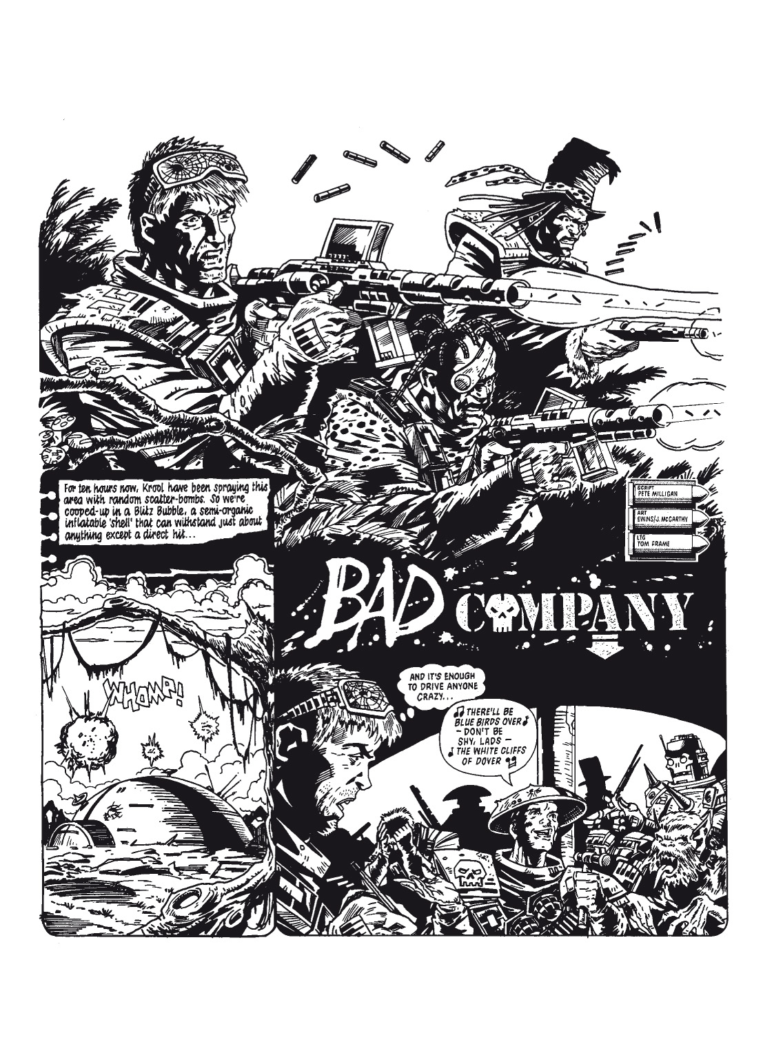 Read online The Complete Bad Company comic -  Issue # TPB - 39