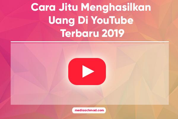 Cara Menghasilkan Uang dari Youtube Sebagai Content Creator