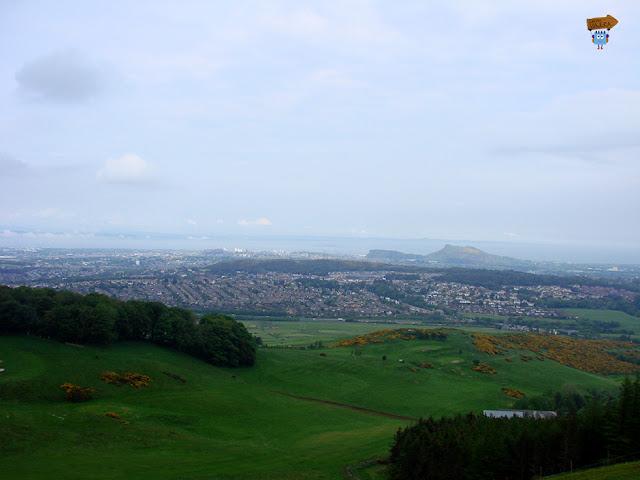 Petlands Hills - Edimburgo