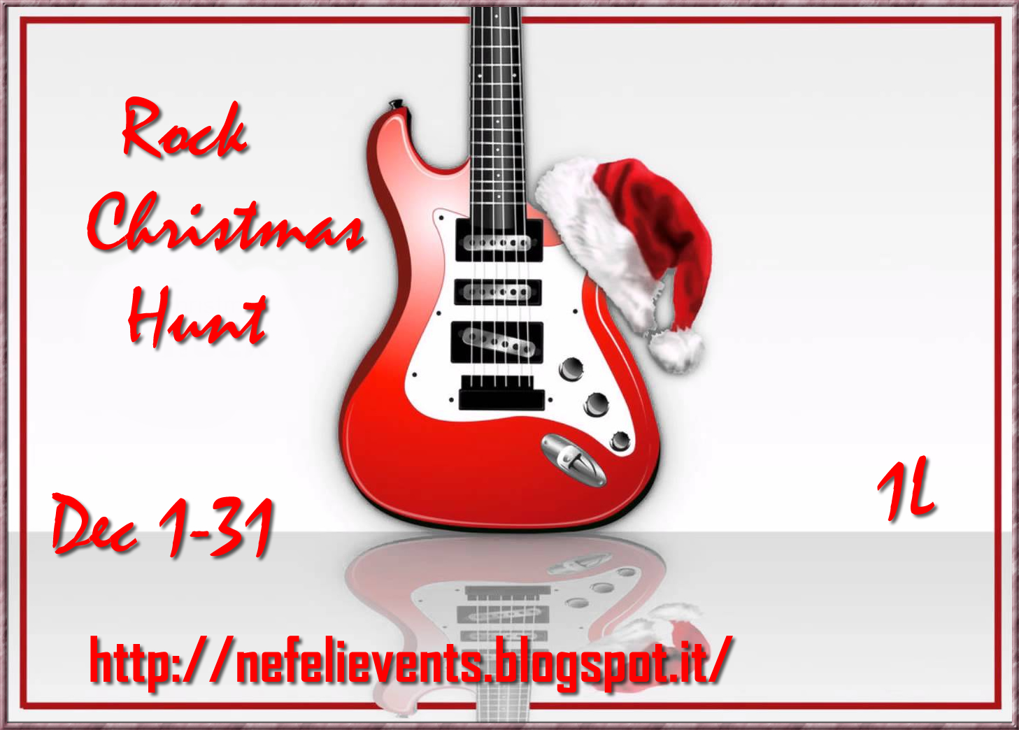 Rock Christmas Hunt