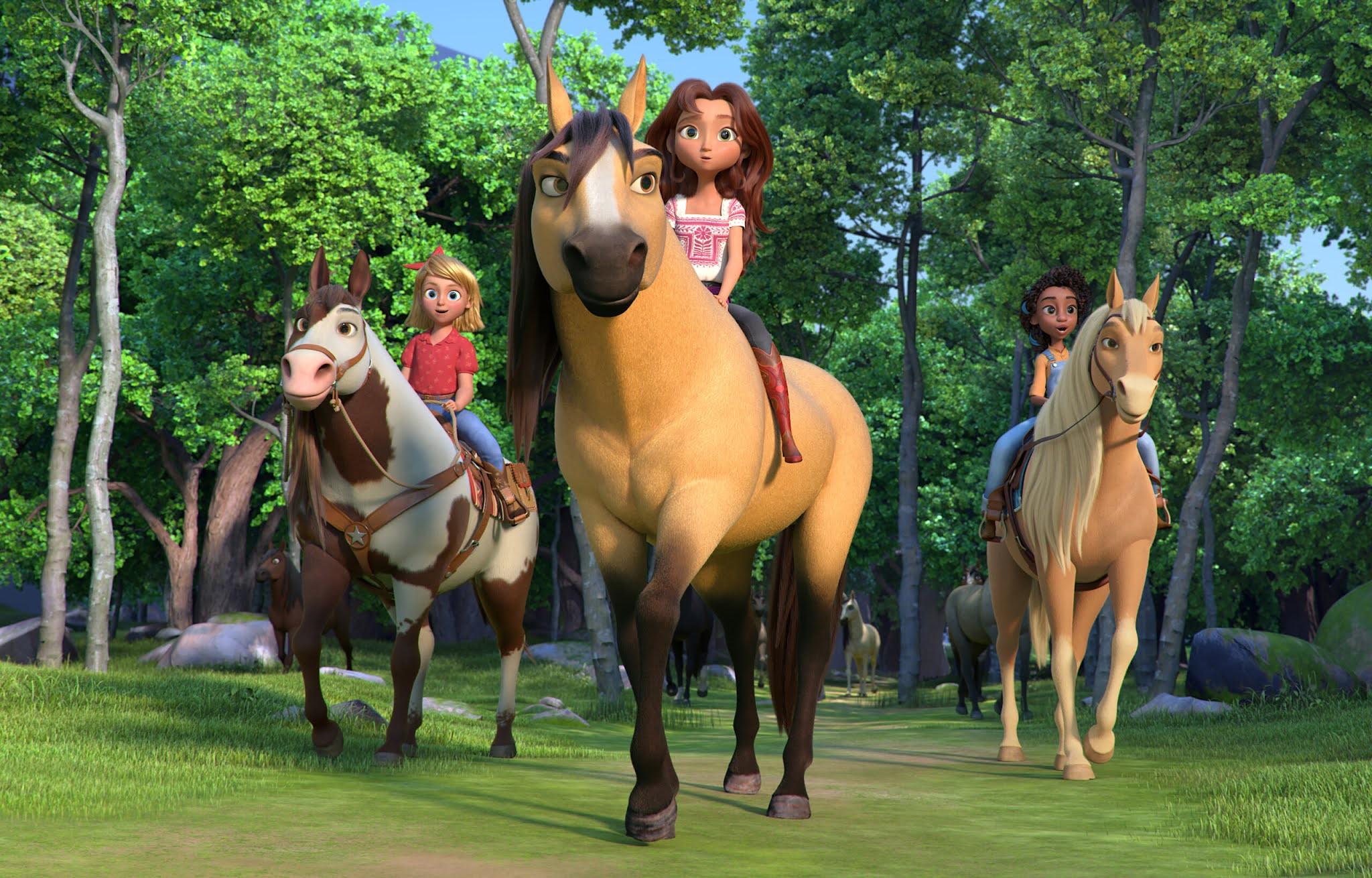 Chú Ngựa Bất Kham - Spirit Untamed (2021) (2021)