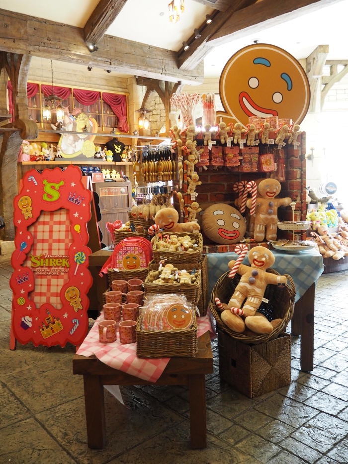 Universal Studios Singapore - Far Far Away Fairy Godmother's Potion Shop   joanne-khoo.com