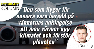Citat av Johan Norberg