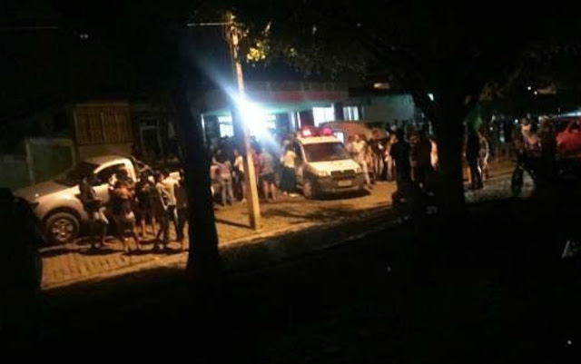 Carro desgovernado atropela mais de 20 fiéis em procissão de Corpus Christi em Piraí do Norte, na Bahia