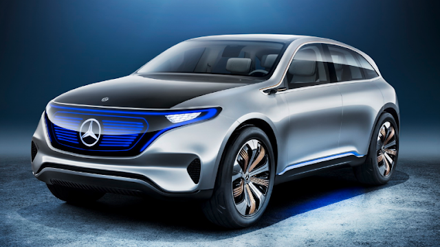 2019 Mercedes-Benz Invests $11 Billion in EV Development