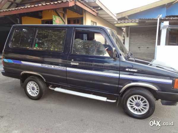 Toyota Kijang Lgx Diesel Tahun 2004 | Mitula Mobil