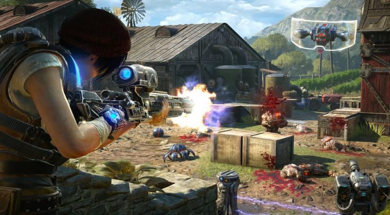 Gears of War 4 PC Full Español