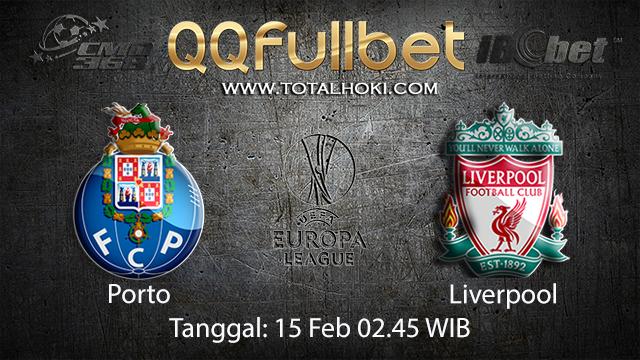 PREDIKSIBOLA - PREDIKSI TARUHAN BOLA PORTO VS LIVERPOOL 15 FEBRUARI 2018 ( UEFA CHAMPIONS LEAGUE )