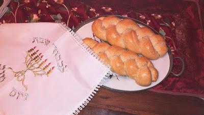 Challà - il pane dolce del sabato (Shabbat)