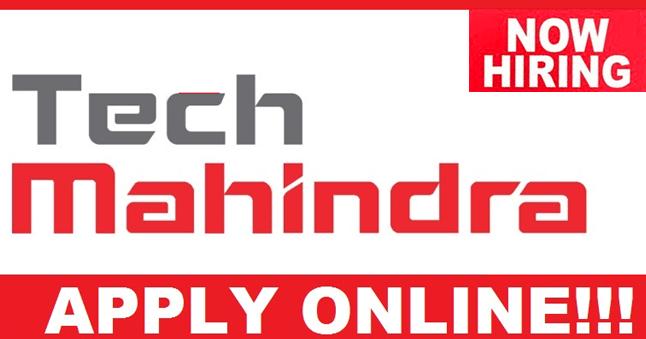 Tech Mahindra Walk In Drive New Jobs Updates