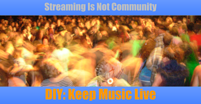 Streaming Music Live Community Heritage Contentment Wealth. #VisualFutureOfMusic #WorldMusicInstrumentsAndTheory