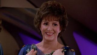 Majel Barrett Roddenberry, moglie del creatore di Star Trek Gene Roddenberry e voce ufficiale dei computer di Star Trek - TG TREK: Notizie, Novità, News da Star Trek