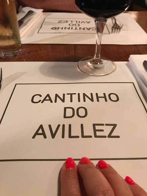 Cantinho do Avilez, Porto