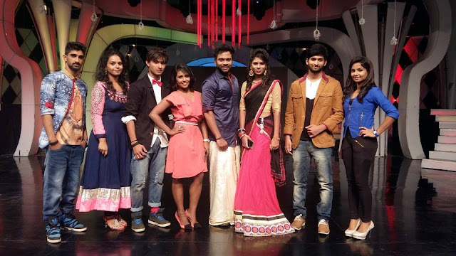 Finalists of Manaada Mayilaada Season 10 on Kalaignar TV