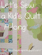 Adorable kids' Quilt - Quiltalong
