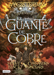 El guante de cobre de Cassandra Clare y Holly Black
