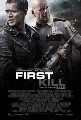 First Kill [2017] [NTSC/DVDR- Custom HD] Ingles, Subtitulos Español Latino