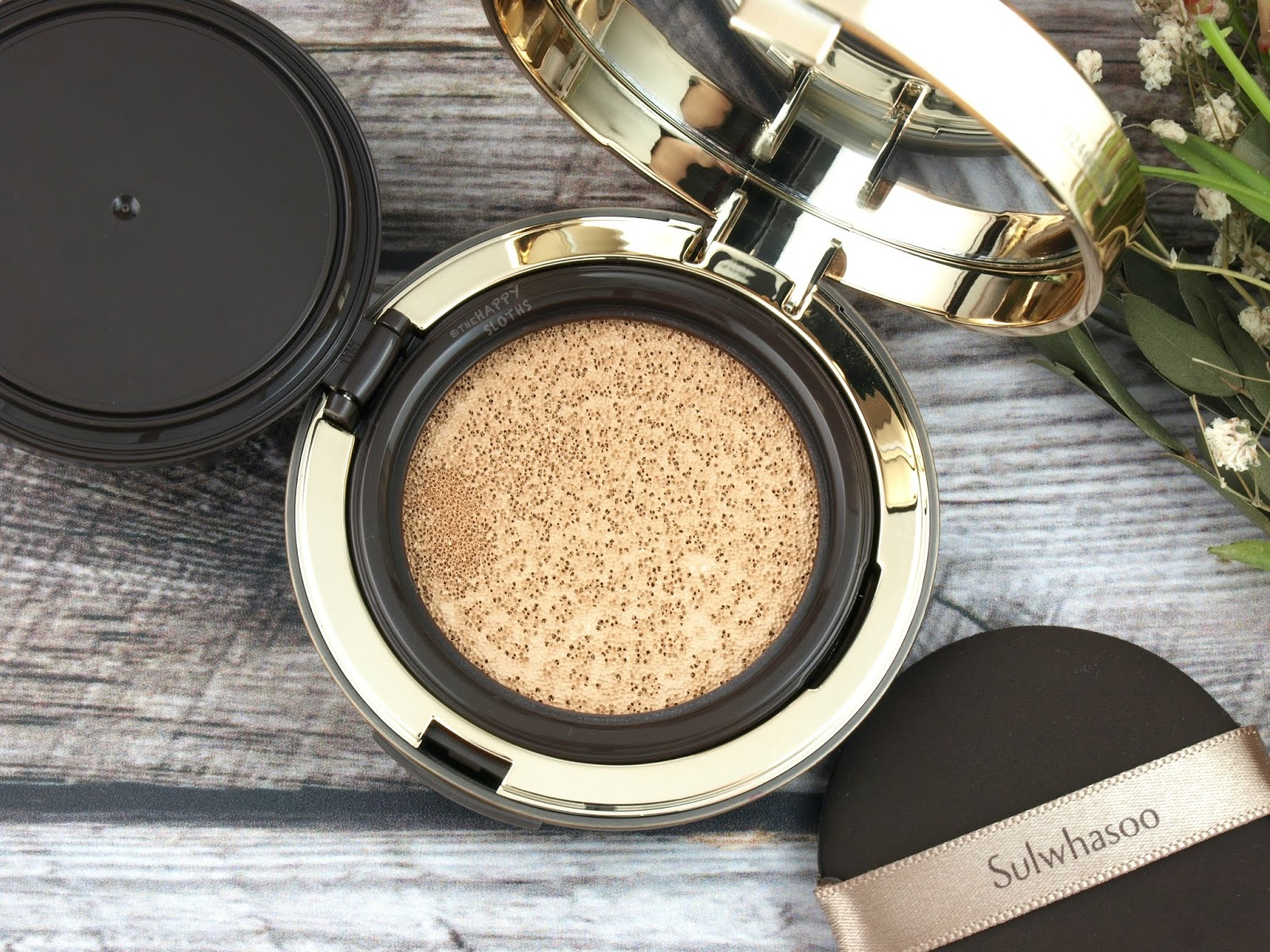 "Sulwhasoo | Perfecting Cushion Intense in ""No.23 Medium Beige"": Review and Swatches"