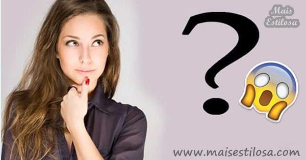 60 duvidas perguntas e respostas sobre cabelo