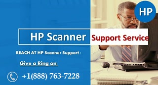 HP Scanner Support Phone Number