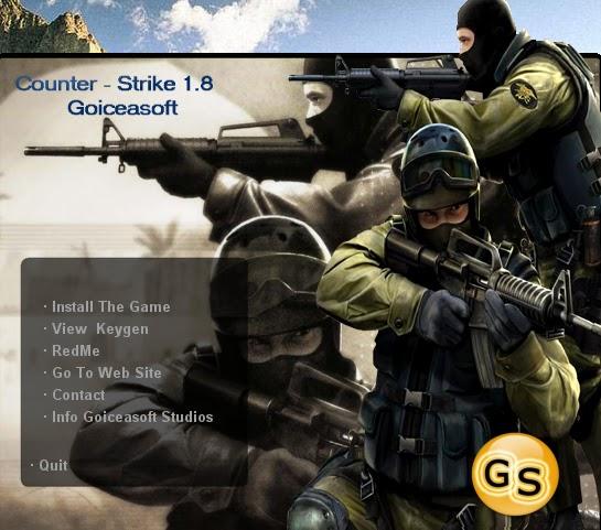 Caytingre — counter strike 1. 8 online free download full version.