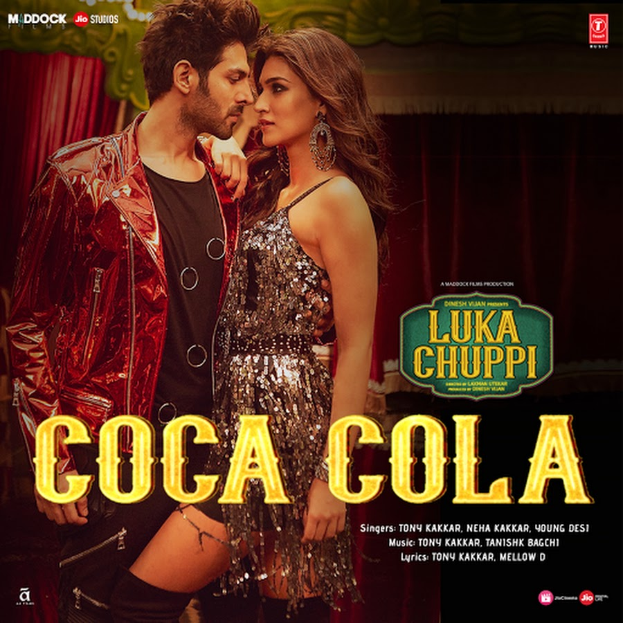 Coca Cola Lyrics - Luka Chuppi (2019) | Tony Kakkar ft. Neha Kakkar - LyricsSPICE.com