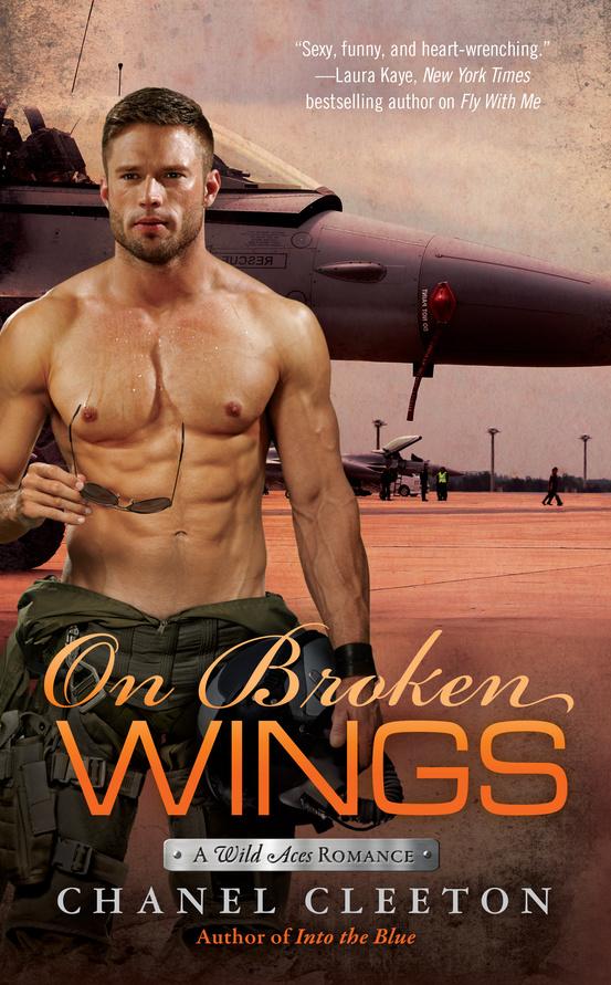 On Broken Wings Cover
