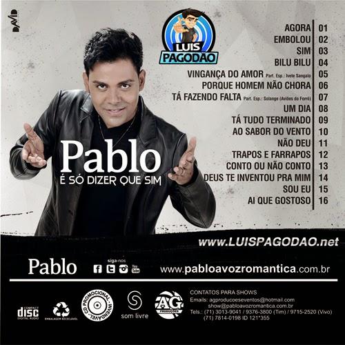 DO MUSICAS GRATIS 2013 DE BAIXAR ARROCHA PABLO