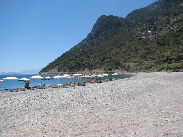 Kamari Beach Kefalos