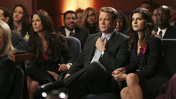Boston Legal - Season 1 Episode 11: Schmidt Happens