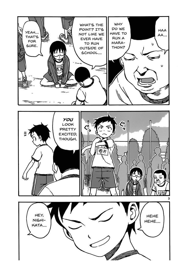 Karakai Jouzu no Takagi-san - Chapter 40