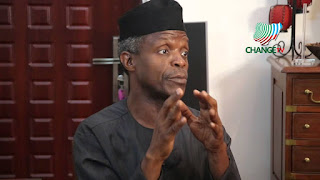 FG Will Promote Credit For Agric – Osinbajo 2