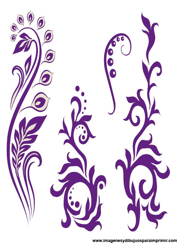 Imagenes para decorar folios imagenes y dibujos para - Cenefas de papel infantiles ...
