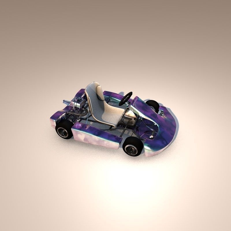 Cart Rigged || Share free 3D cad models #100033 | Share free