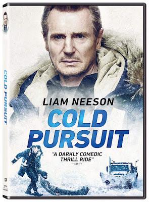 Cold Pursuit Dvd
