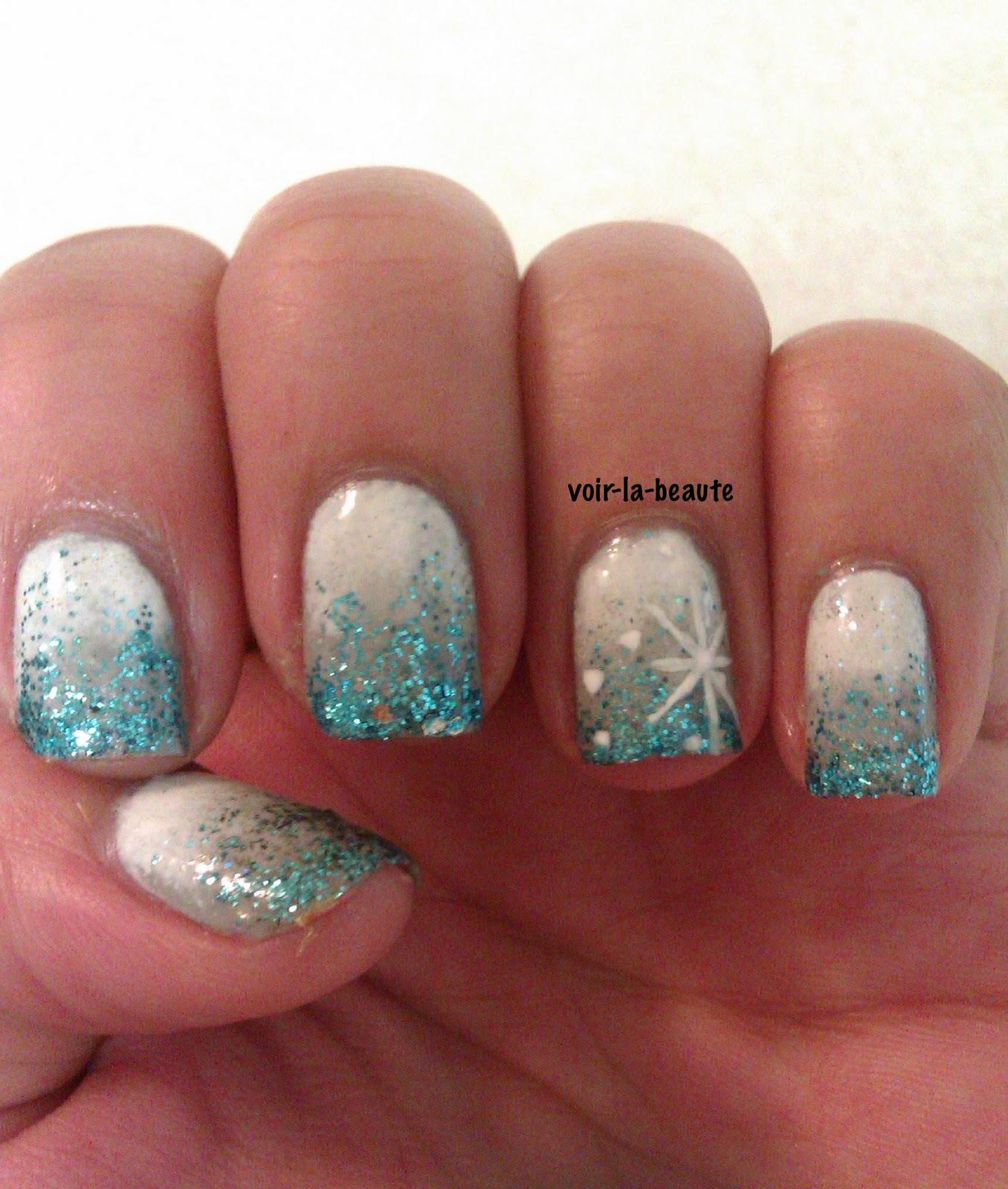 Polish Love: Snow Nails