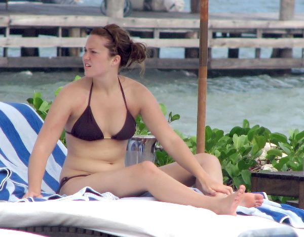 mandy moore bikini pictures