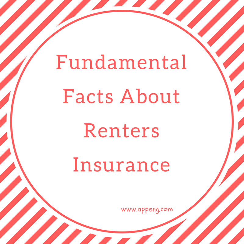 Renters Com: Fundamental Facts About Renters Insurance