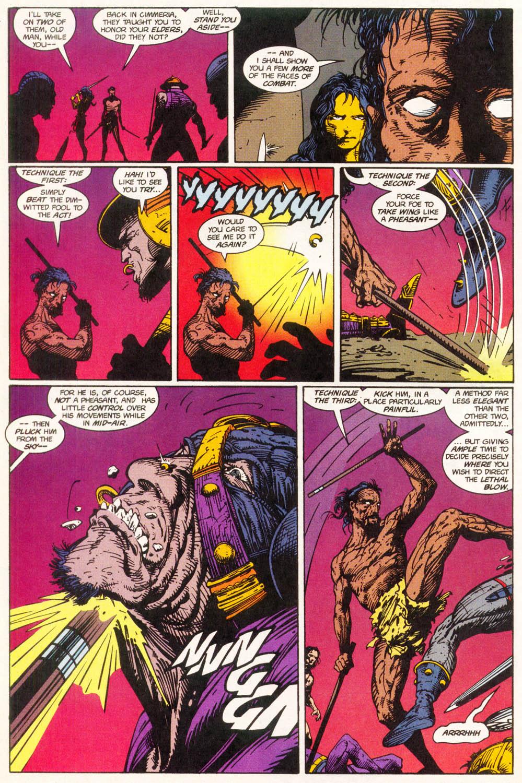 Read online Conan the Adventurer comic -  Issue #11 - 16