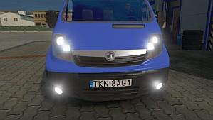 Vauxhall Vivaro van 0.1 beta mod