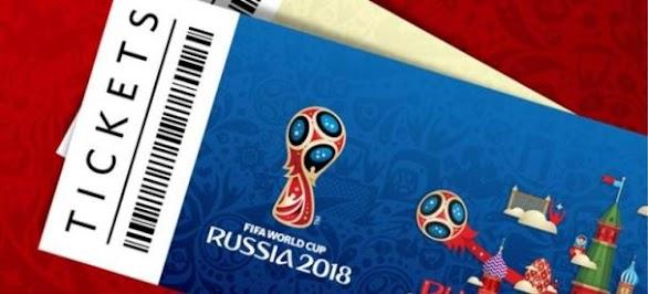 Hak Siar Piala Dunia 2018 Rusia
