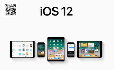 ماهى الاجهزه المؤهله لتنزيل نظام ابل الجديد IOS 12
