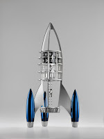 MB&F Destination Moon Mechanical hand-wound Watch
