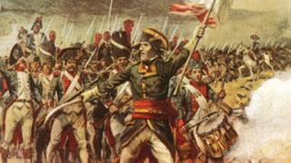 Napoleone e la battaglia sul ponte di Arcole