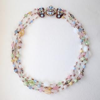 vintage style rhinestone jewellery, Fantasy jewelry, Marie Antoinette jewelry
